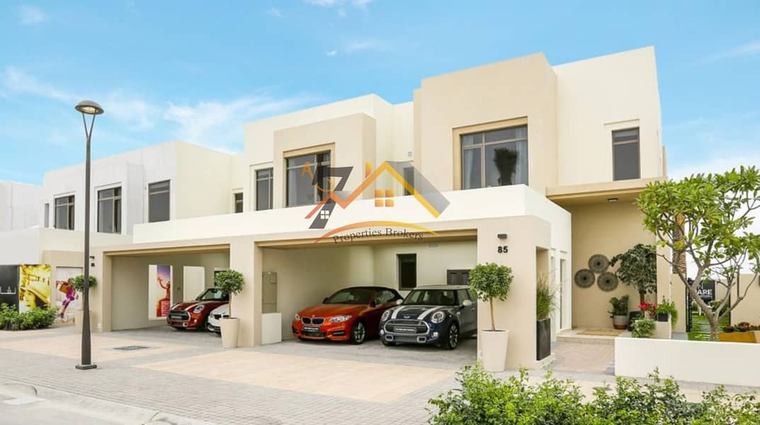 2 BRAND NEW 3BR+MAID TOWNHOUSES at NSHAMA