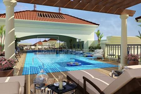 فلیٹ 2 غرفة نوم للبيع في قرية جميرا الدائرية، دبي - Luxurious 2 bed I Large Terrace I Spacious