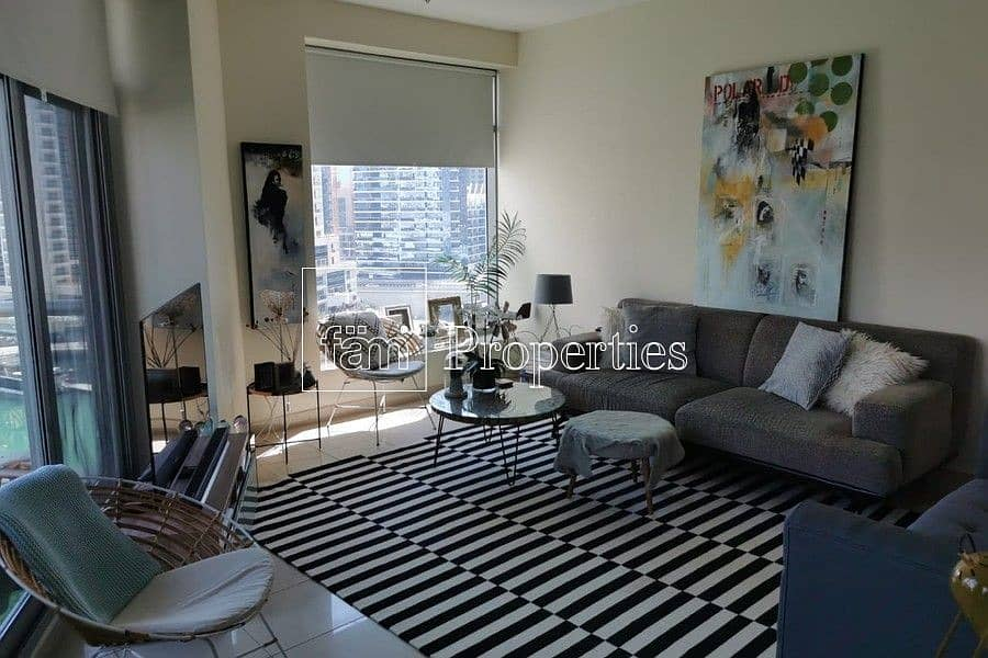 2 Stunning 2BR Apartment w/ Marina Views!