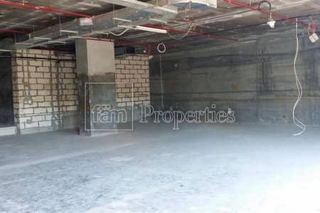 Shop for Rent in Dubai Marina, Dubai - Shell n Core Retail Close to the Tram