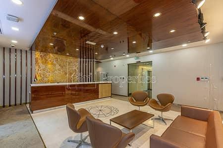 مکتب  للايجار في مركز دبي المالي العالمي، دبي - Furnished Office Floor with Computers & Phones