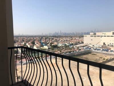 شقة 2 غرفة نوم للايجار في مثلث قرية الجميرا (JVT)، دبي - Panoramic Skyline View Spacious  Apartment