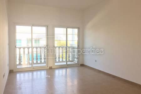 2 Bedroom Villa for Rent in Jumeirah Village Triangle (JVT), Dubai - 2B/R+Maids ! Well Maintained ! Park Facing villa !
