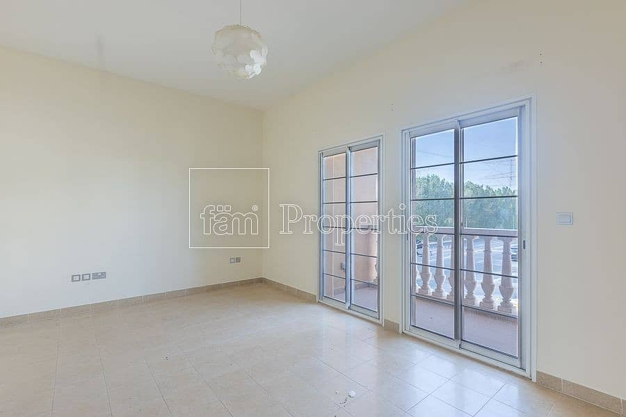 2 Exclusive 1B/R town House Facing Towards Park view