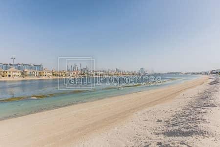 Plot for Sale in Palm Jumeirah, Dubai - Marina Skyline Views Villa Plot | Multiple Options