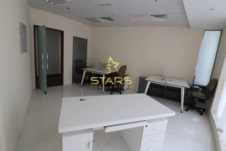 Office for Rent in Business Bay, Dubai - Affordable Fully Furnished Office | All Amenities Free | Direct from Owner