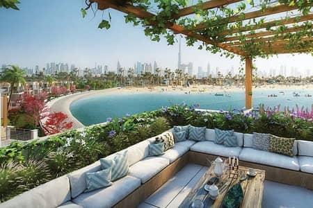 فلیٹ 4 غرف نوم للبيع في جميرا، دبي - End Unit | Across Community Clubhouse & Pool