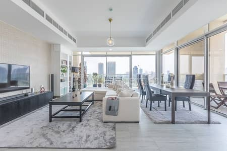 3 Bedroom Apartment for Sale in Jumeirah Village Circle (JVC), Dubai - Brand New | Upgraded Unit | 180 View | Big Terrace