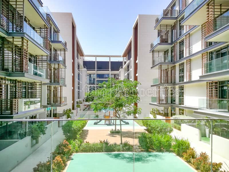 Spacious Layout | Community & Garden Views