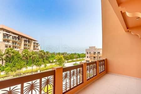 فلیٹ 2 غرفة نوم للايجار في نخلة جميرا، دبي - Cheapest New 2 bed|1 Month Free| Chiller Free