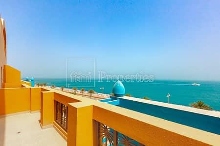 فلیٹ 2 غرفة نوم للايجار في نخلة جميرا، دبي - Beautiful unit|One Month Free Rent|Sea View