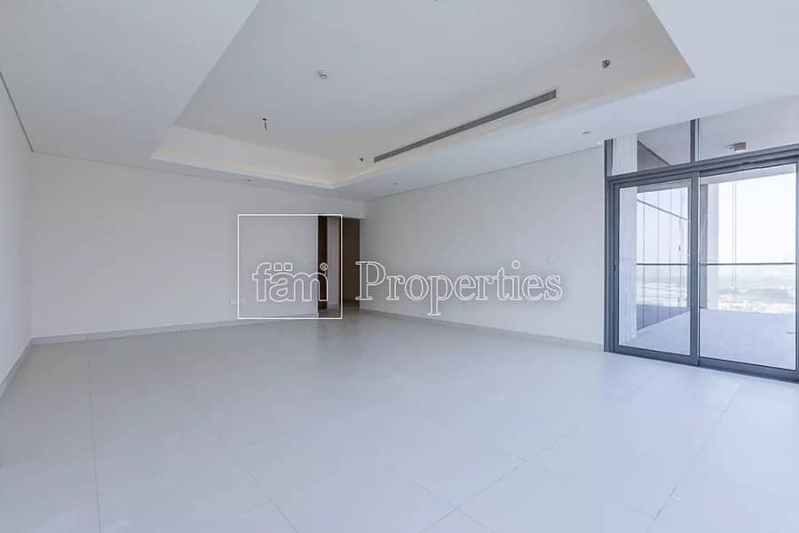 2 Brand new 2 bedroom corner apartment canal view