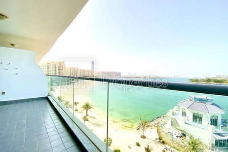 2 Bedroom Flat for Rent in Palm Jumeirah, Dubai - Cozy Sea Views/2 Bedrooms/Maids Room