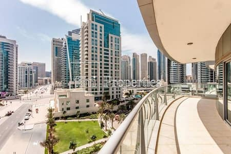 2 Bedroom Apartment for Sale in Dubai Marina, Dubai - Extremely Spacious   Large Terrace   Vacant