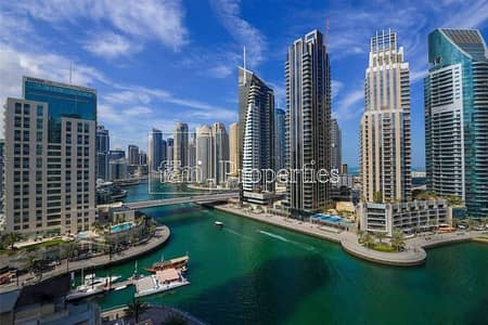 2 Bedroom Apartment for Sale in Dubai Marina, Dubai - Motivated Seller | Vacant | Marina View