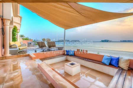 5 Bedroom Villa for Sale in Palm Jumeirah, Dubai - High Number | Above 100 | Upgraded | Atlantis View