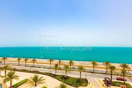 شقة 2 غرفة نوم للايجار في نخلة جميرا، دبي - New Units Realeased Sarai - Full Sea + Burj View