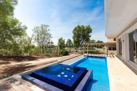 فیلا 5 غرف نوم للايجار في عقارات جميرا للجولف، دبي - LUXURIOUS 5 BED/FULL GOLF/CUSTOM BUILT/VACANT