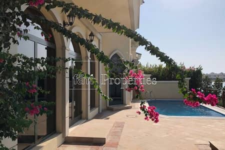 5 Bedroom Villa for Sale in Palm Jumeirah, Dubai - Gorgeous Home | Atrium Entry Villa