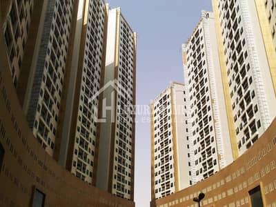 Studio for Rent in Ajman Downtown, Ajman - Executive Studio flat for Rent in Ajman Pearl Tower, Ajman