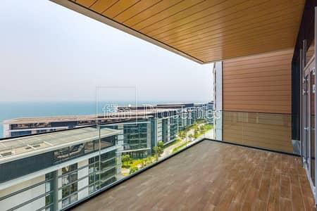 فلیٹ 1 غرفة نوم للبيع في جزيرة بلوواترز، دبي - Open views of the sea - World Class Living