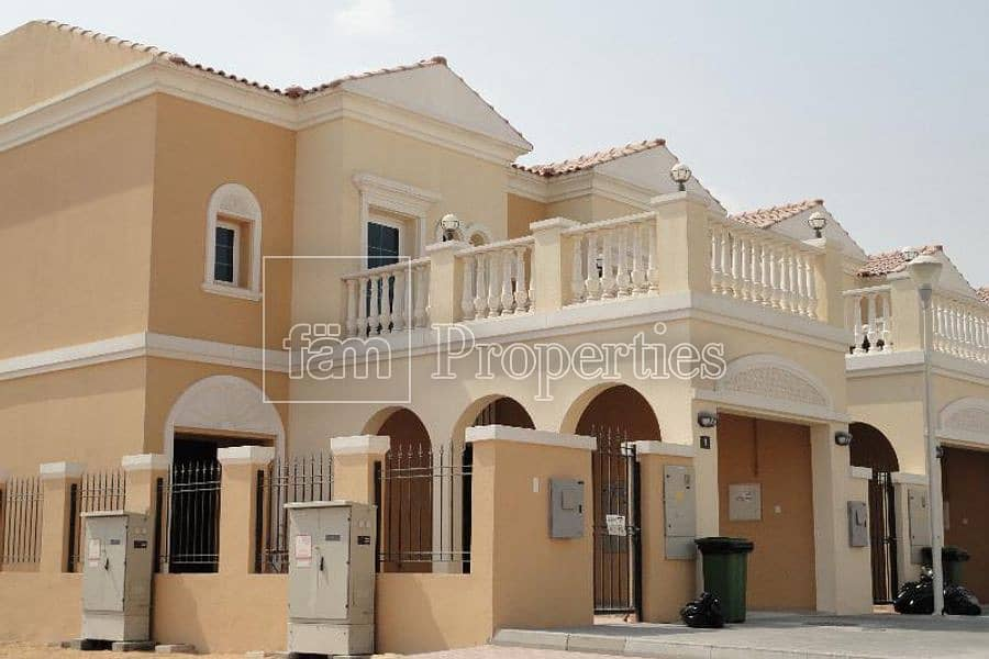 JVT ! Corner ! 1B/R town House ! only 70k on 4 chq