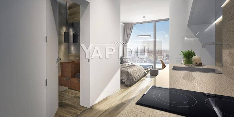 2 Studio close to completion and next to Metro in Aura