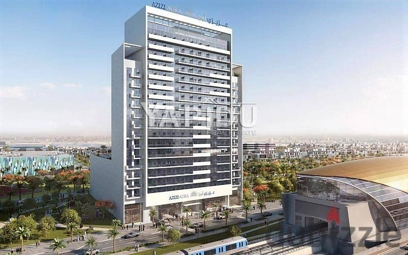 9 Studio close to completion and next to Metro in Aura