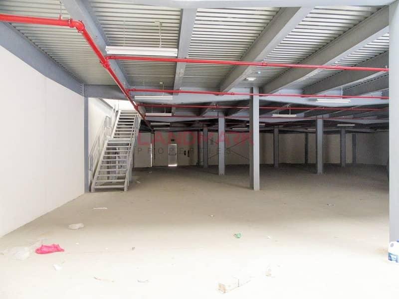 2 Independent Block | Ground & Mezzanine | Power 95 kW