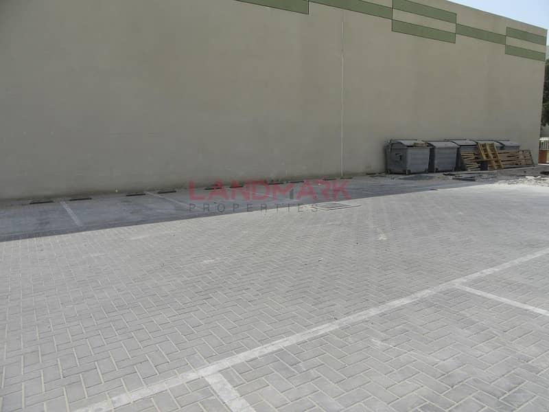 9 Independent Block | Ground & Mezzanine | Power 95 kW