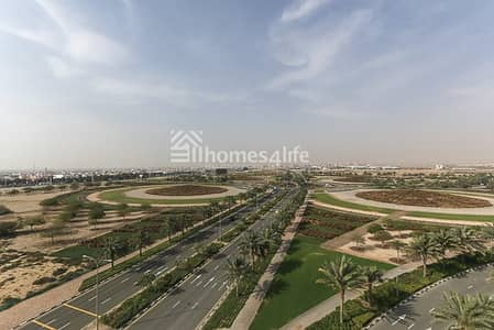 1 Bedroom Apartment for Rent in Dubai Silicon Oasis, Dubai - large and spacious 1 BR with balcony for rent in Altia Residence
