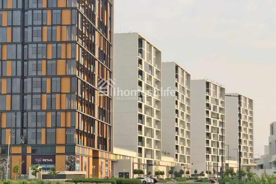 Big Size| Brand New| Ready To Move| With Open View| Near Expo Site