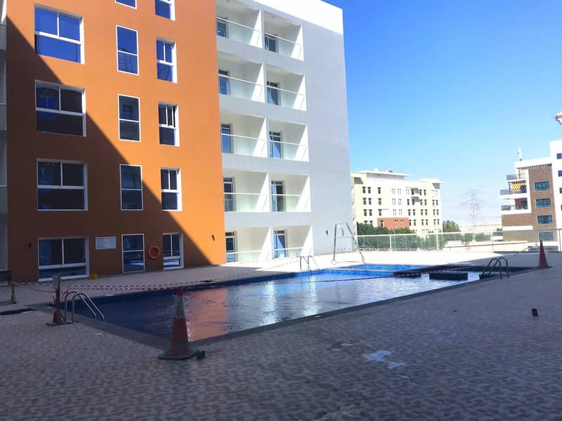 39 64  FLATS  BUILDING BRAND NEW | 1BR  |  2 BR |  STUDIO FLATS  | READY TO MOVE