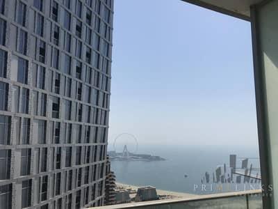 One Bedroom Sea View High-floor Unfurnished