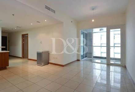 1 Bedroom Apartment for Rent in Dubai Marina, Dubai - Walking Distance to Metro | Vacant 1 Bed