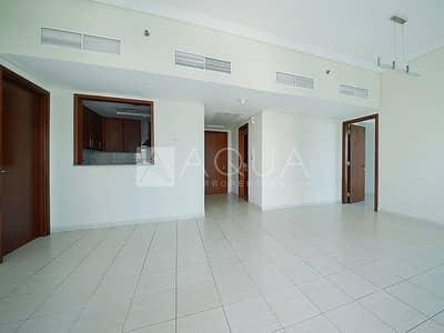 2 Bedroom Apartment for Rent in Jumeirah Lake Towers (JLT), Dubai - Full Marina View   Large Balcony   Next to Metro
