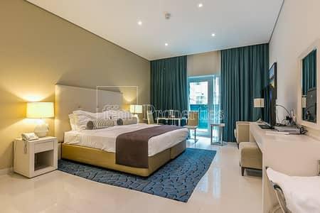 شقة فندقية 2 غرفة نوم للبيع في الخليج التجاري، دبي - High-End Furnished 2 BR For Sale I The Cosmopolita