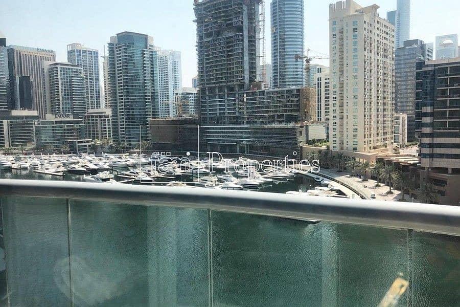 Unfurnished | Marina View | Vacant soon