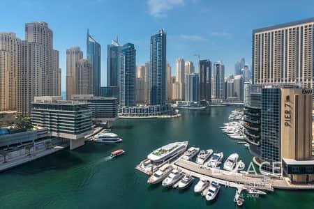 شقة 2 غرفة نوم للبيع في دبي مارينا، دبي - Best Layout| Urban Living | Marina View
