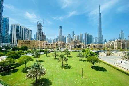 فلیٹ 2 غرفة نوم للبيع في وسط مدينة دبي، دبي - THE BEST 2 BEDS | FULL BURJ | HIGH ROI