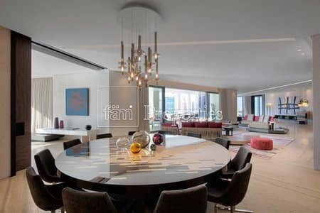 5 Bedroom Apartment for Sale in Business Bay, Dubai - EXCL. Full-Floor Fully Furnished HIGH END DESIGNER