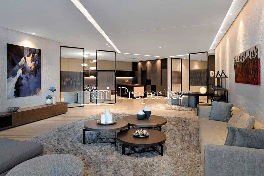 2 EXCL. Full-Floor Fully Furnished HIGH END DESIGNER
