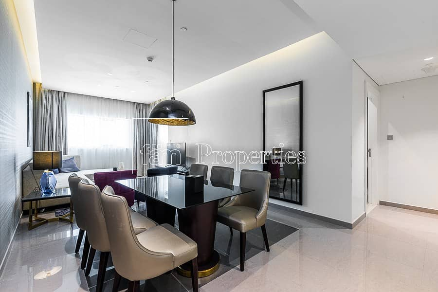Best layout 3 bedroom apartment in Majestine