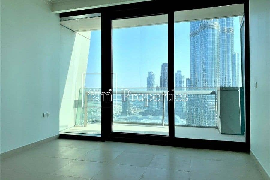 2 Luxurious | Burj and Fountain view | High Floor