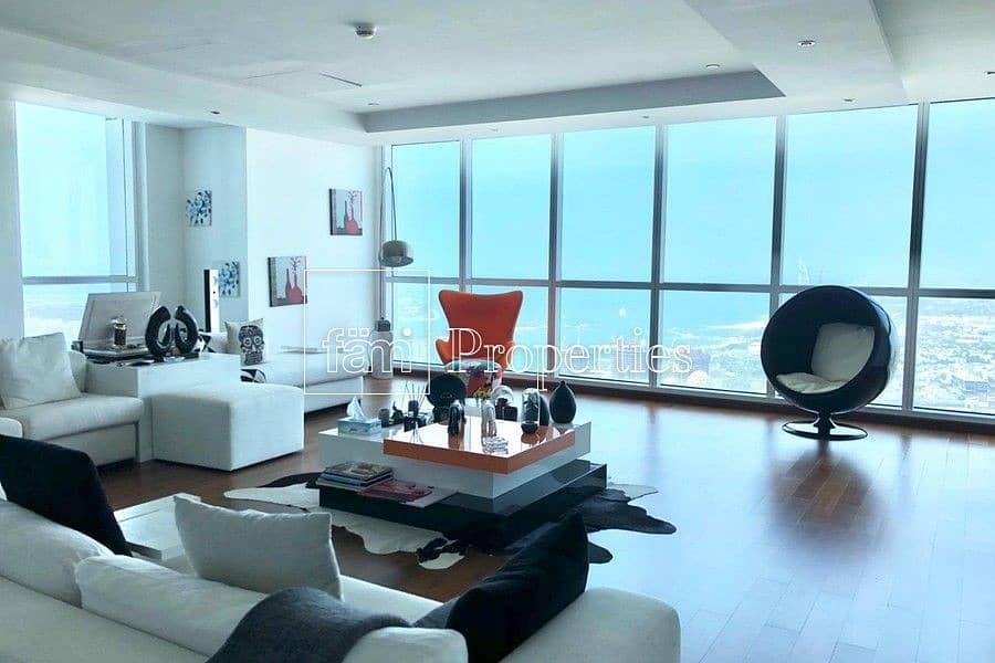 Full Sea View | Unfurnished | Duplex