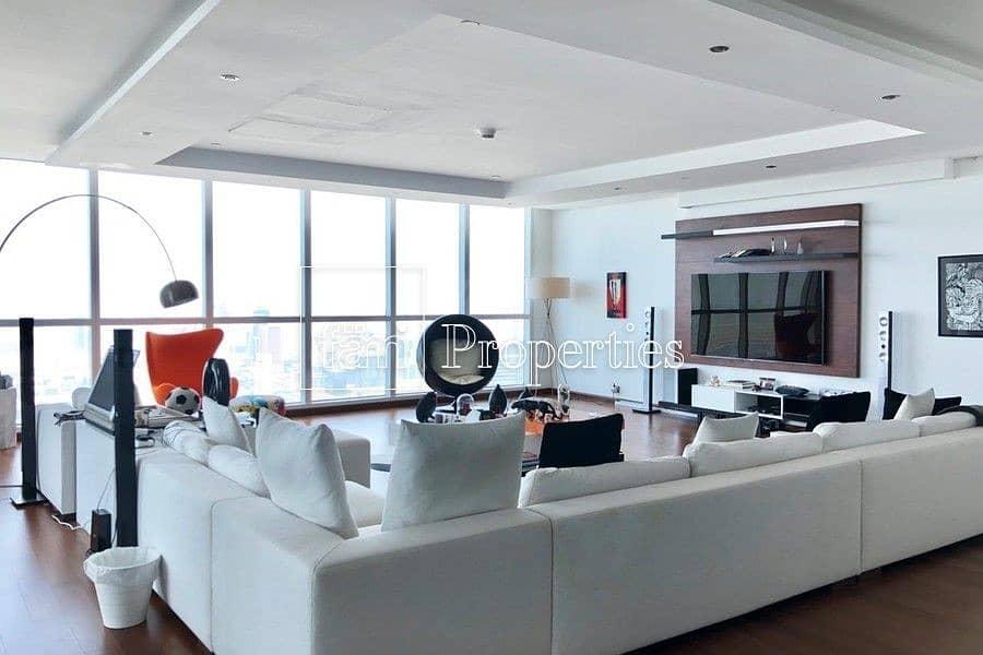 2 Full Sea View | Unfurnished | Duplex