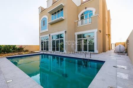 فیلا 5 غرف نوم للبيع في ذا فيلا، دبي - Custom Made Villa