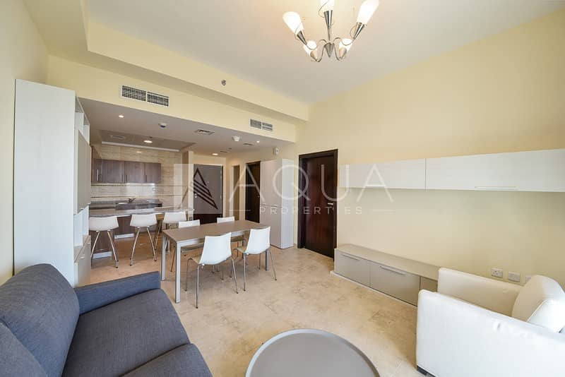 Partial Sea View | Brand New | Furnished
