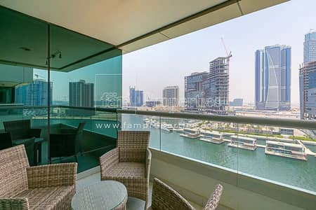 Studio for Rent in Business Bay, Dubai - Spacious Studio Apt. w/ Balcony - Fully Furnished