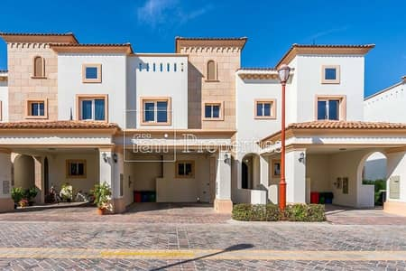 4 Bedroom Townhouse for Sale in Jumeirah Golf Estate, Dubai - Ready to move in-Four Years Payment Plan